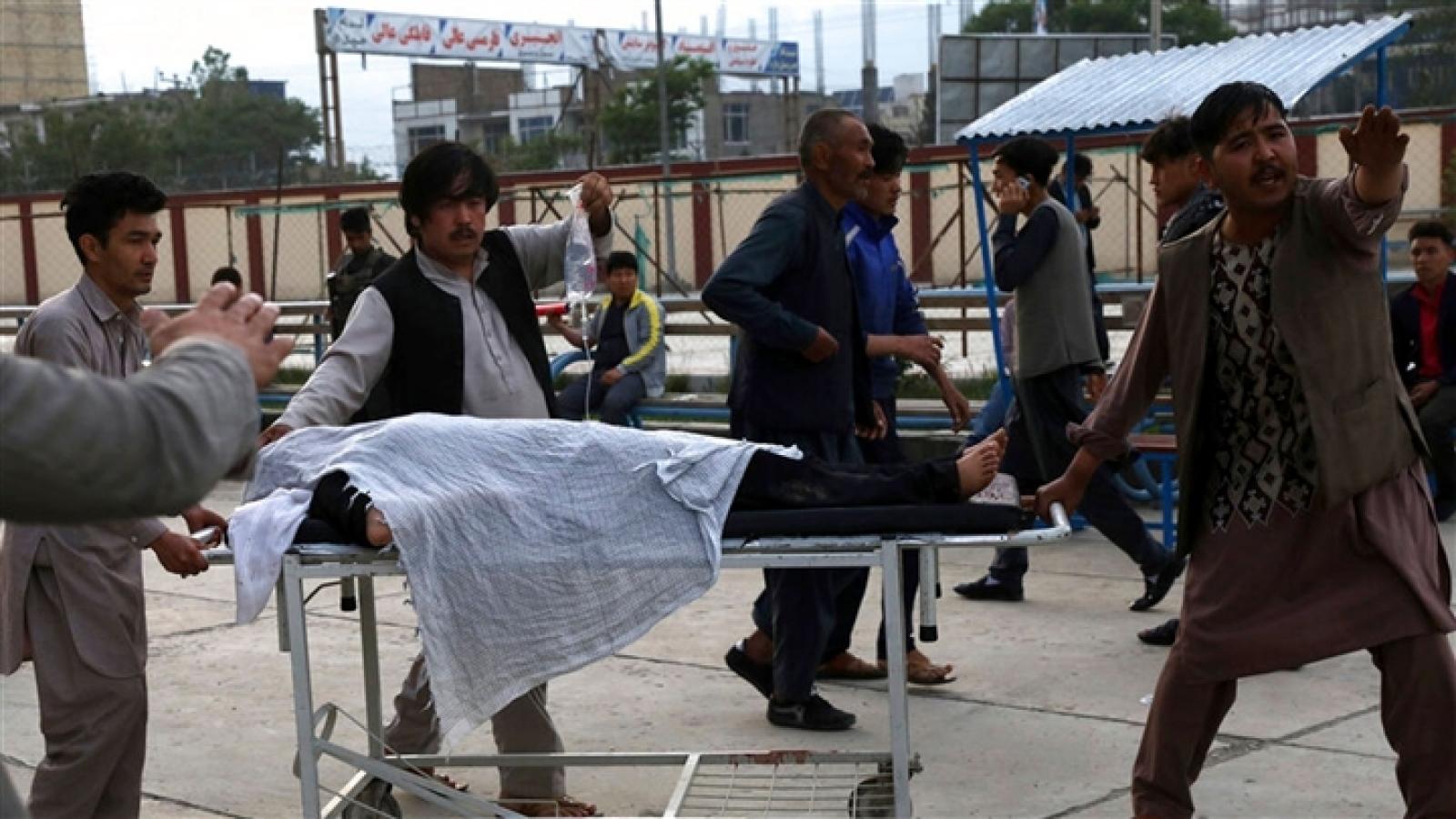 Đạn cối bắn trúng nhà dân khiến 6 người thiệt mạng ở Afghanistan
