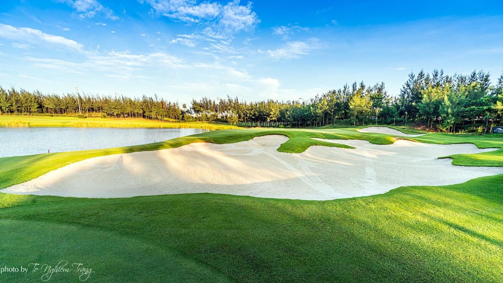 Thanh Hoá cho phép sân golf hoạt động trở lại từ 29/5