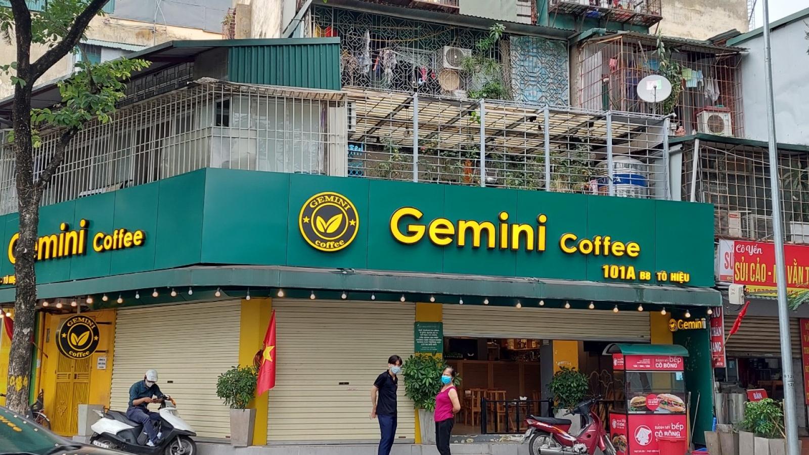 Hàng quán Hà Nội chỉ được bán mang về, khách giảm mạnh
