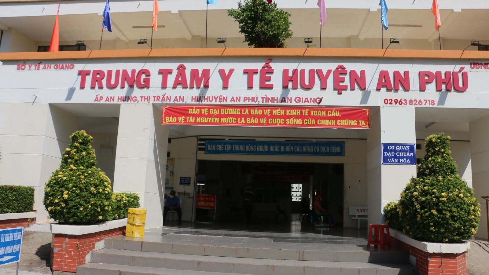 Hai vợ chồng nhập cảnh trái phép từ Campuchia vào Việt Nam nghi mắc Covid-19