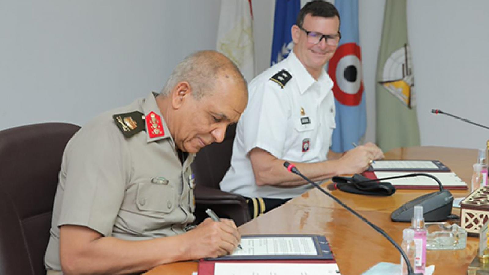 Mỹ và Ai Cập mở rộng hợp tác quân sự