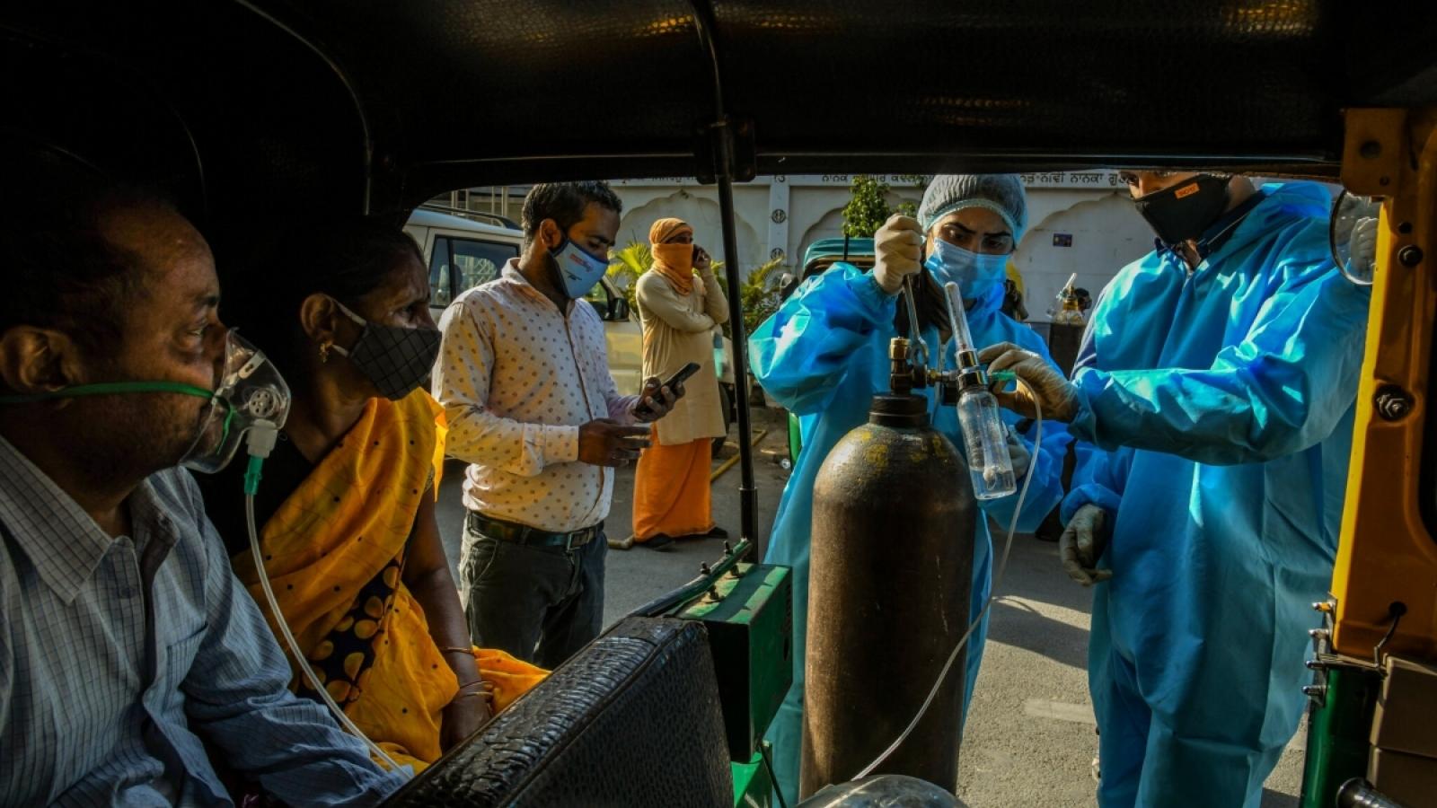 Biến chủng Covid-19 nguy hiểm ở Ấn Độ đã xuất hiện ở ít nhất 17 quốc gia