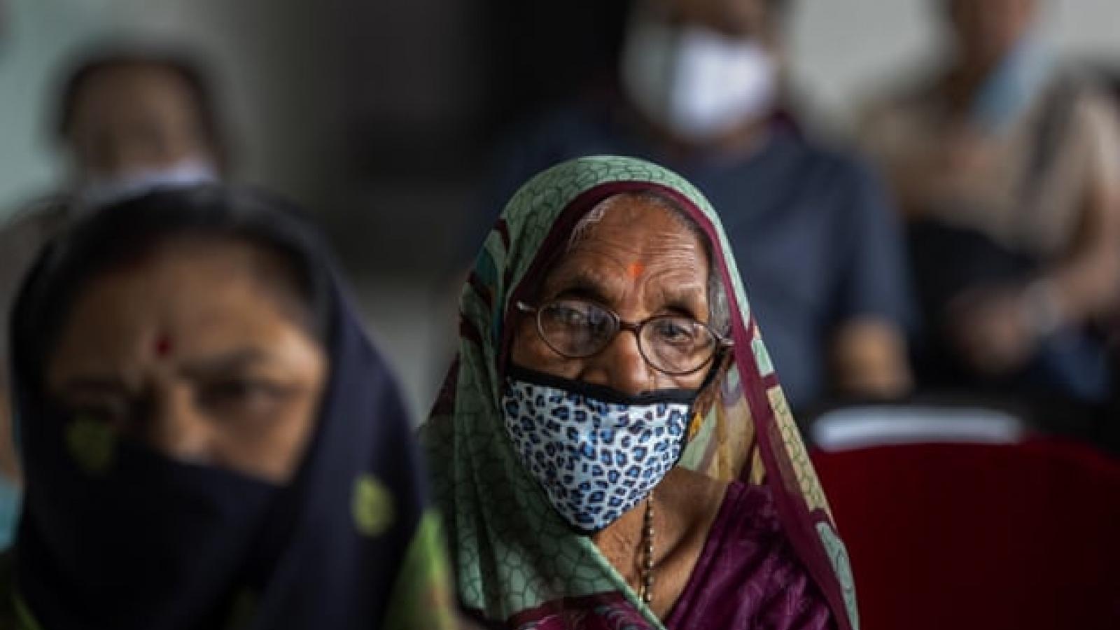 Ấn Độ chật vật vì thiếu vaccine giữa làn sóng Covid-19 thứ 2