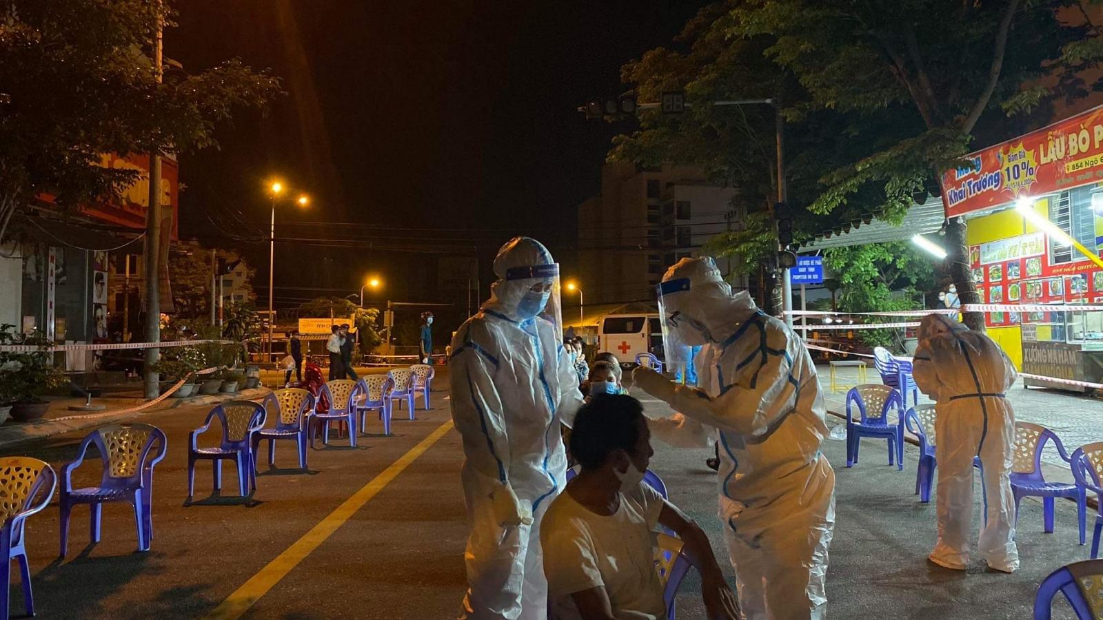 Thêm 42 ca nghi mắc Covid-19, Đà Nẵng đã kiểm soát tốt tình hình tạiKCN An Đồn