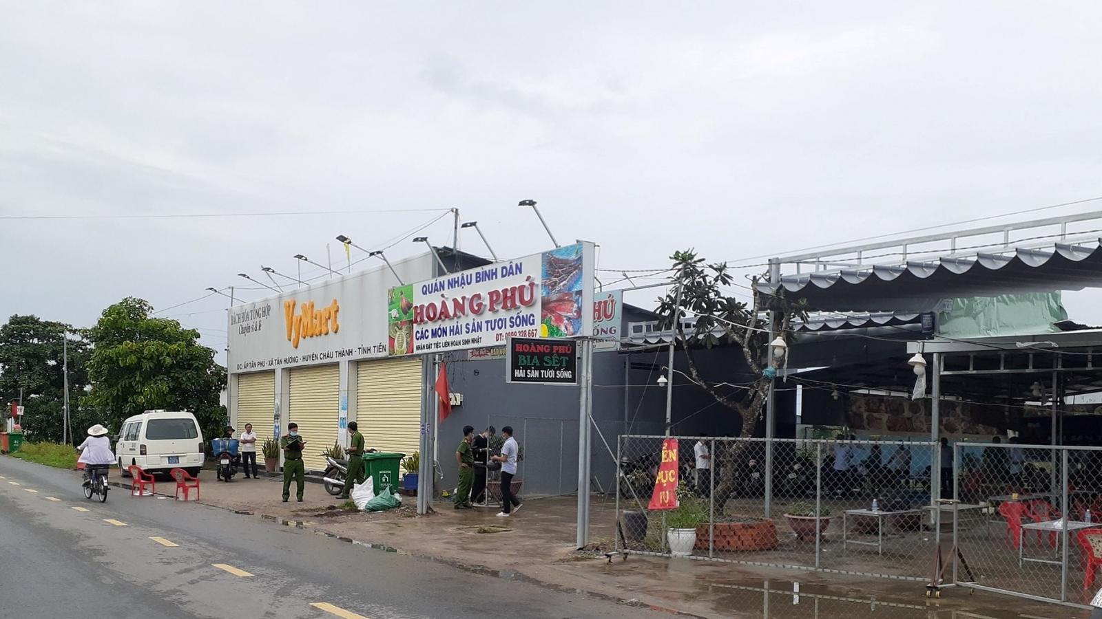 Truy bắt nhóm đối tượng làm 2 người thương vong tại Tiền Giang