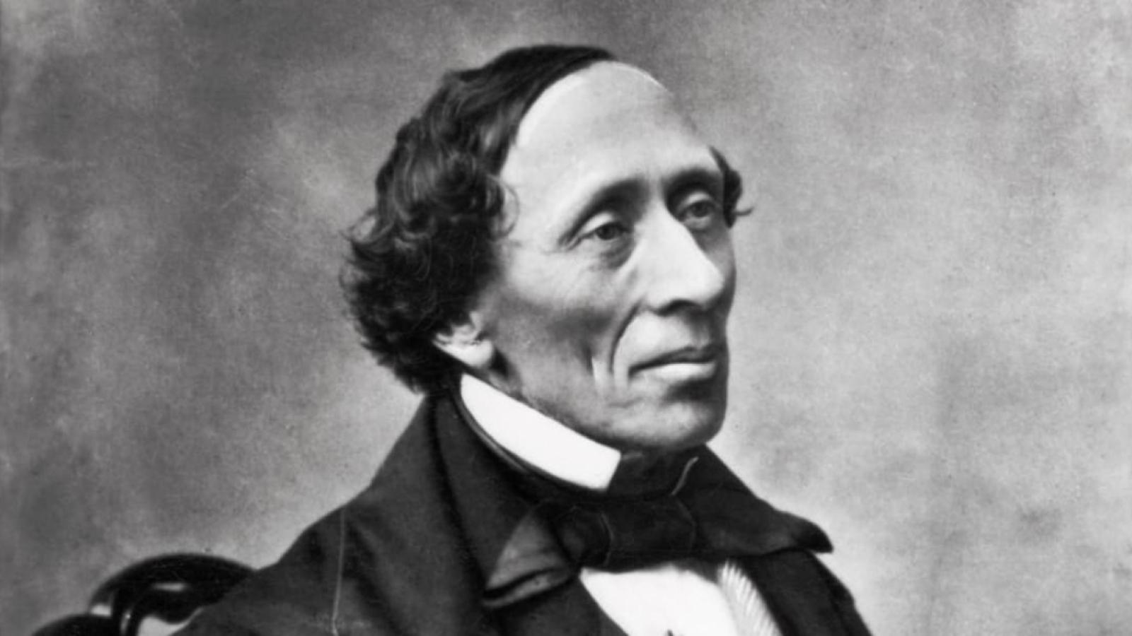"""5 sự thật kỳ lạ về """"ông vua truyện thiếu nhi"""" Hans Christian Andersen"""