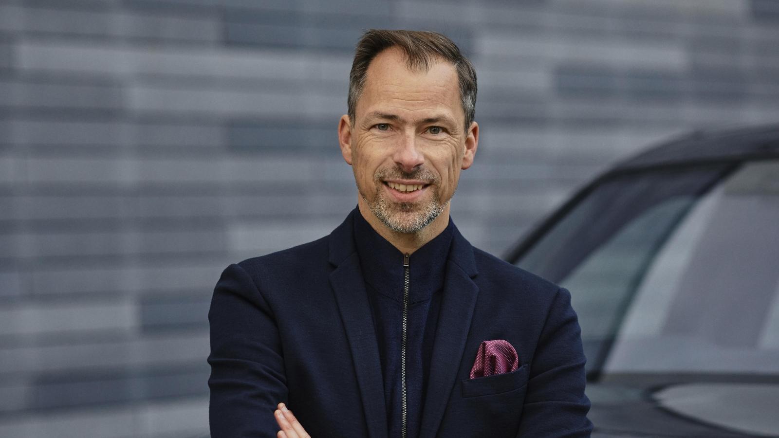 Anders Warming làm Giám đốc thiết kế mới của Rolls-Royce
