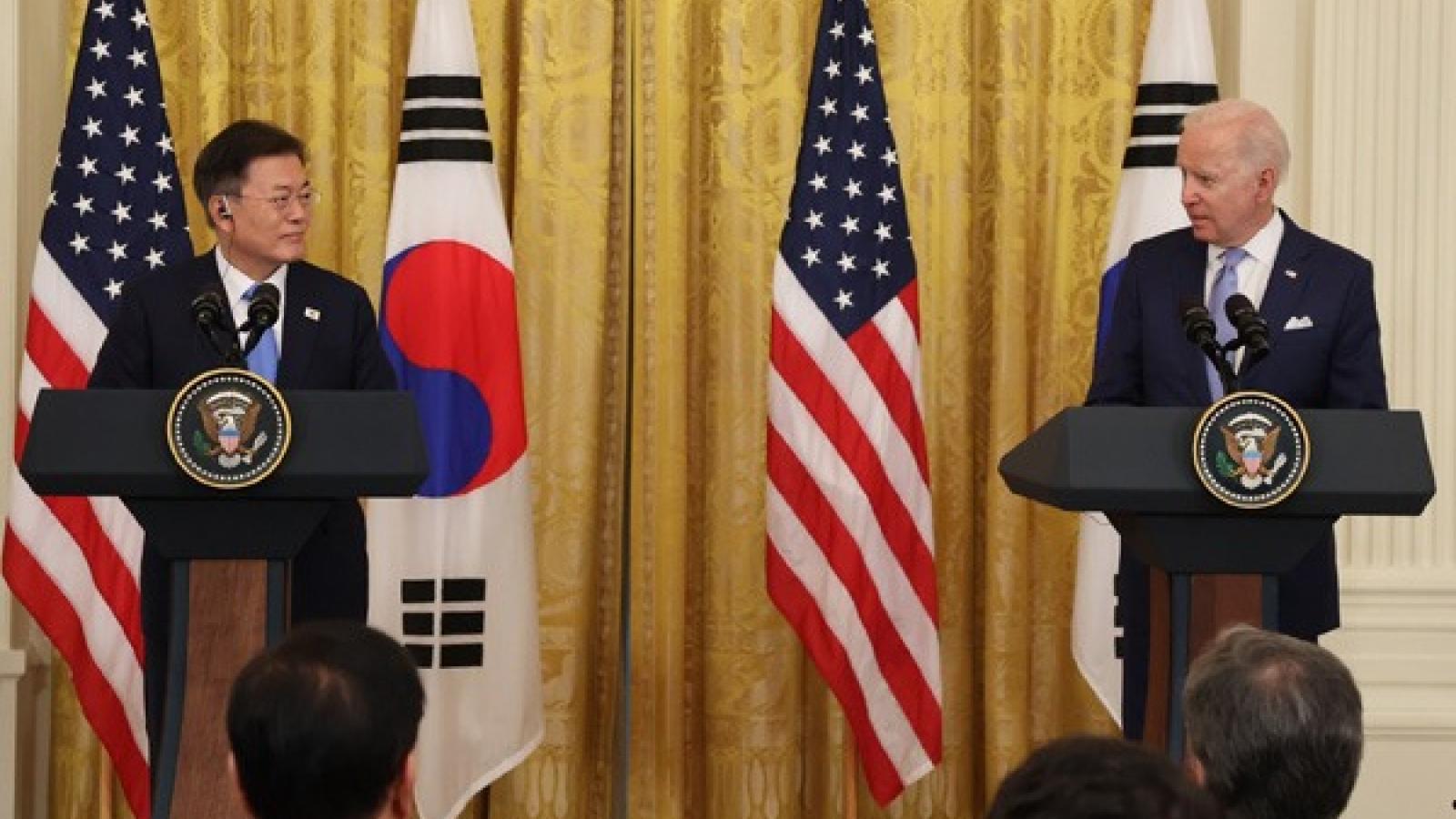 Mỹ và Hàn Quốc bày tỏ thiện chí đối thoại với Triều Tiên