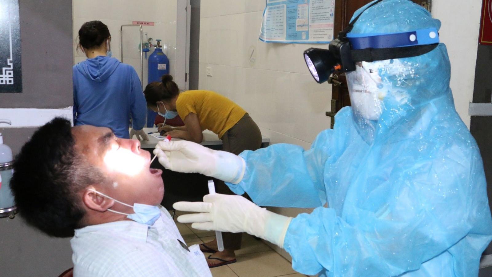 Toàn bộ F1 của 2 bệnh nhân ở Hà Tĩnh âm tính lần 2 với virus SARS-CoV-2