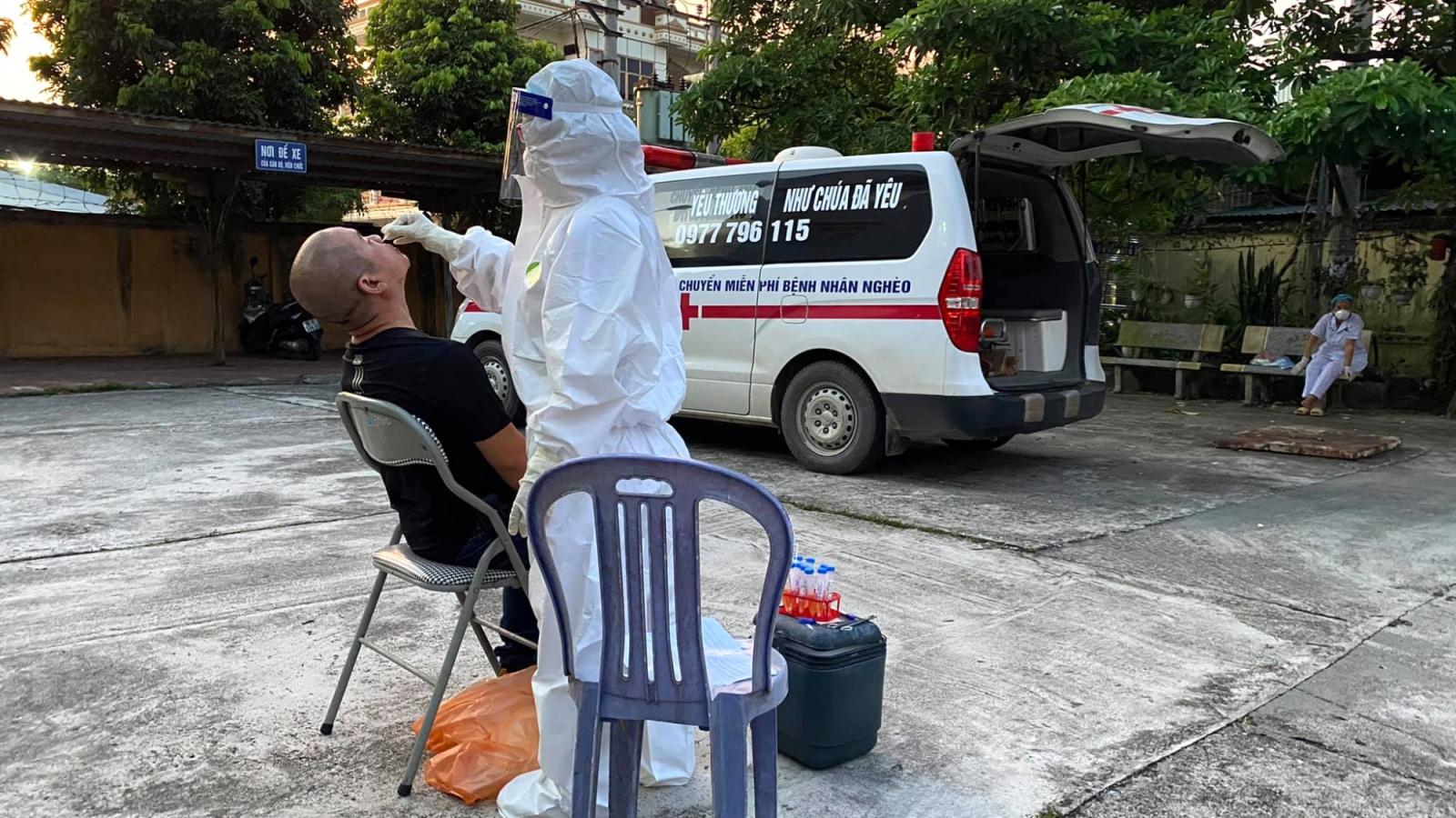 Chiều 5/6: Việt Nam ghi nhận 83 ca mắc COVID-19 mới