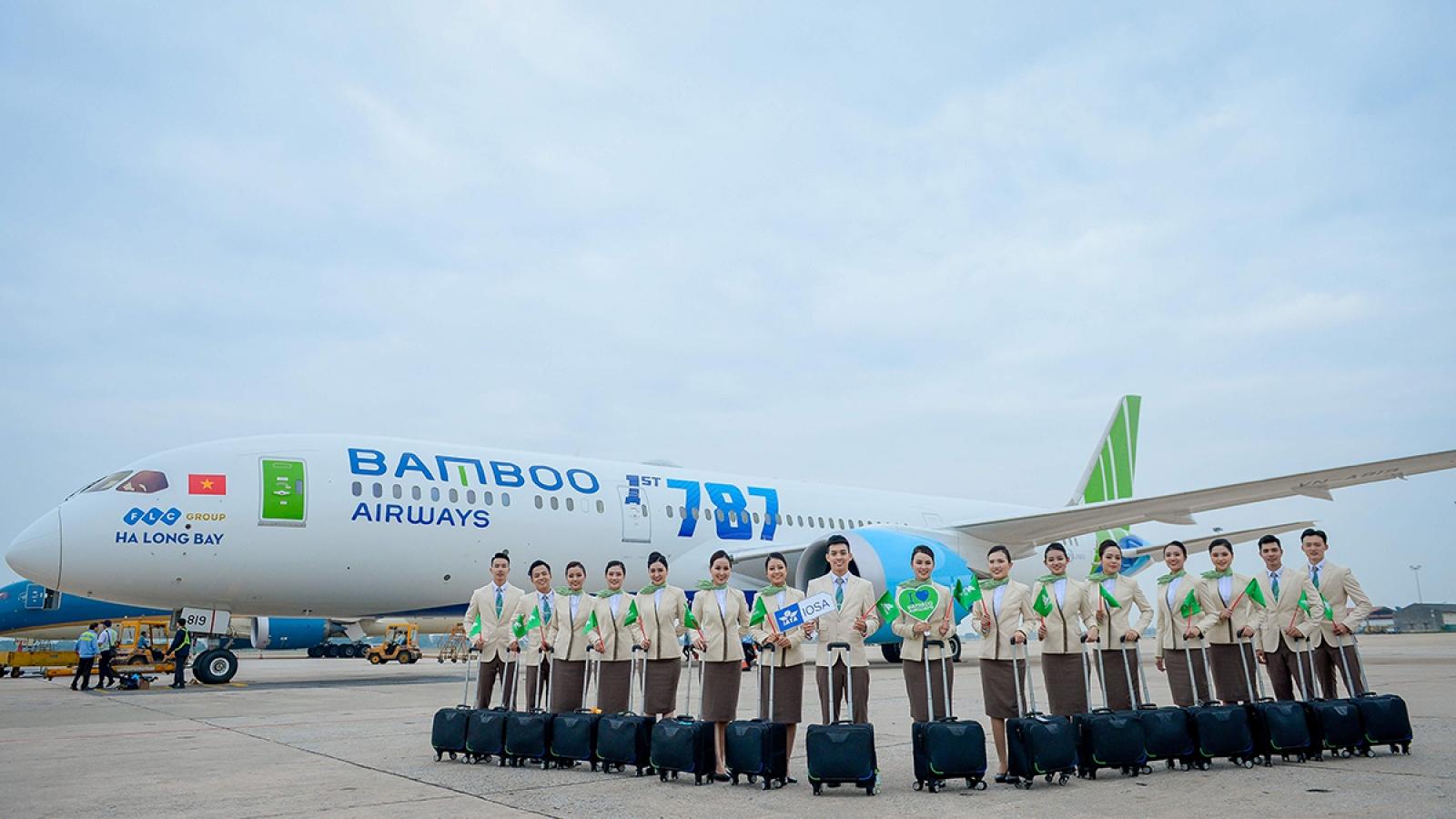 Bamboo Airways tuyển nhiều vị trí quan trọng cho văn phòng tại Mỹ