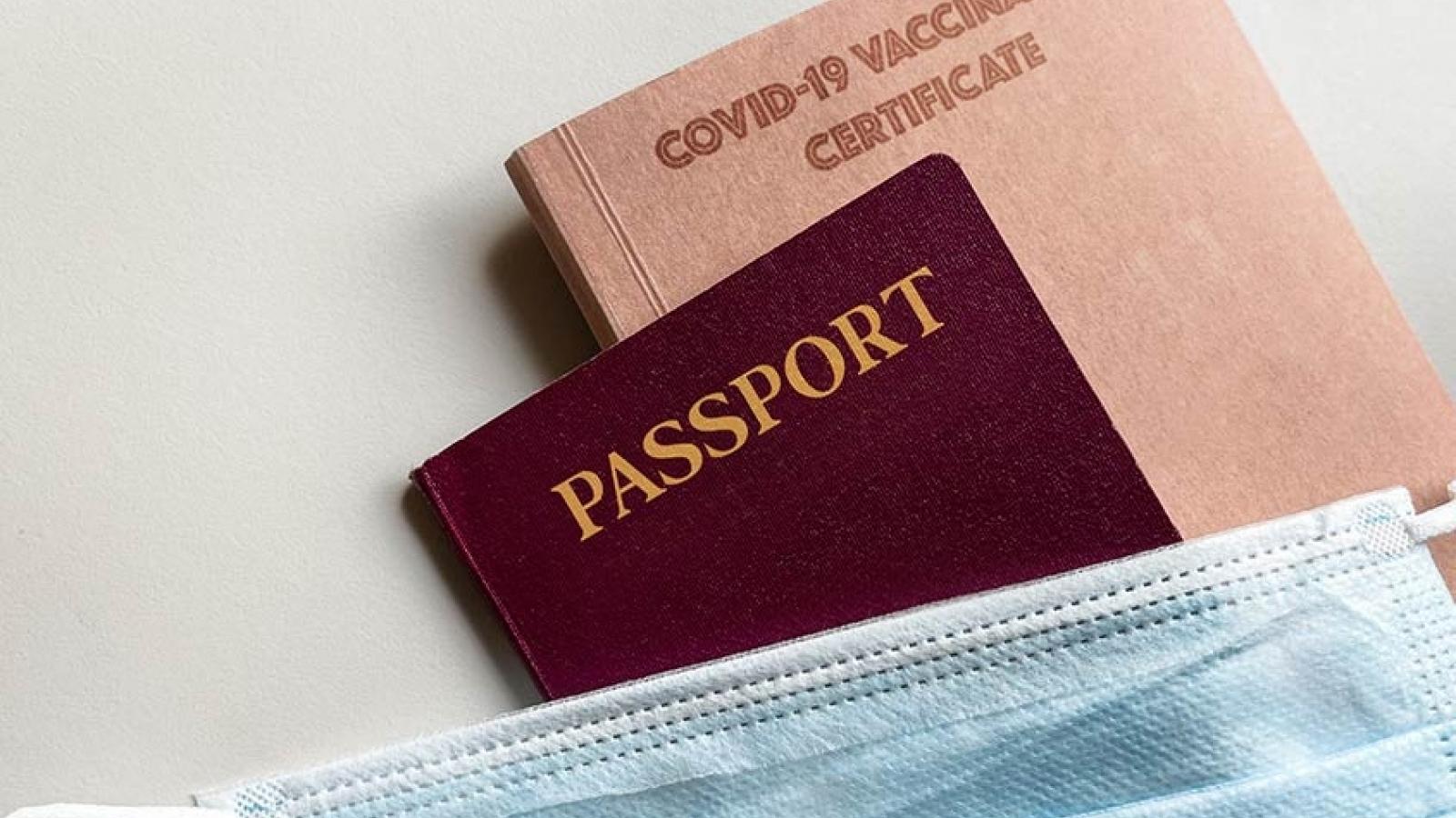 Hy lạp là quốc gia EU đầu tiên công bố hộ chiếu vaccine Covid-19