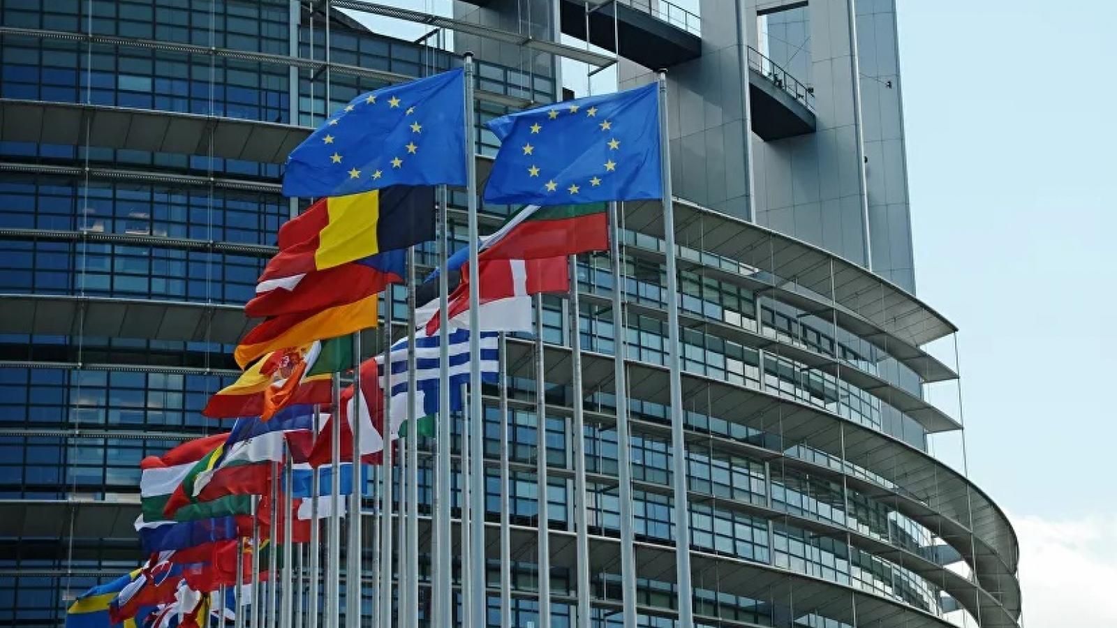 EU ủng hộ Séc trong các vấn đề xung đột ngoại giao với Nga
