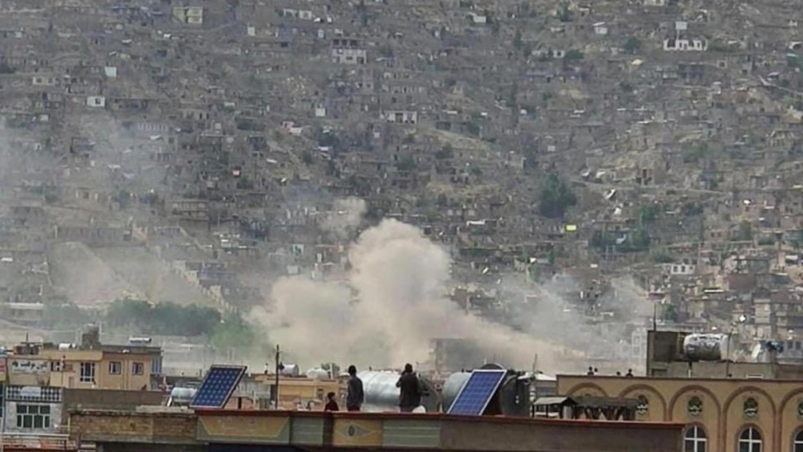 Vụ nổ liên hoàn tại Afghanistan: Ít nhất 55 người thiệt mạng và hơn 150 người bị thương