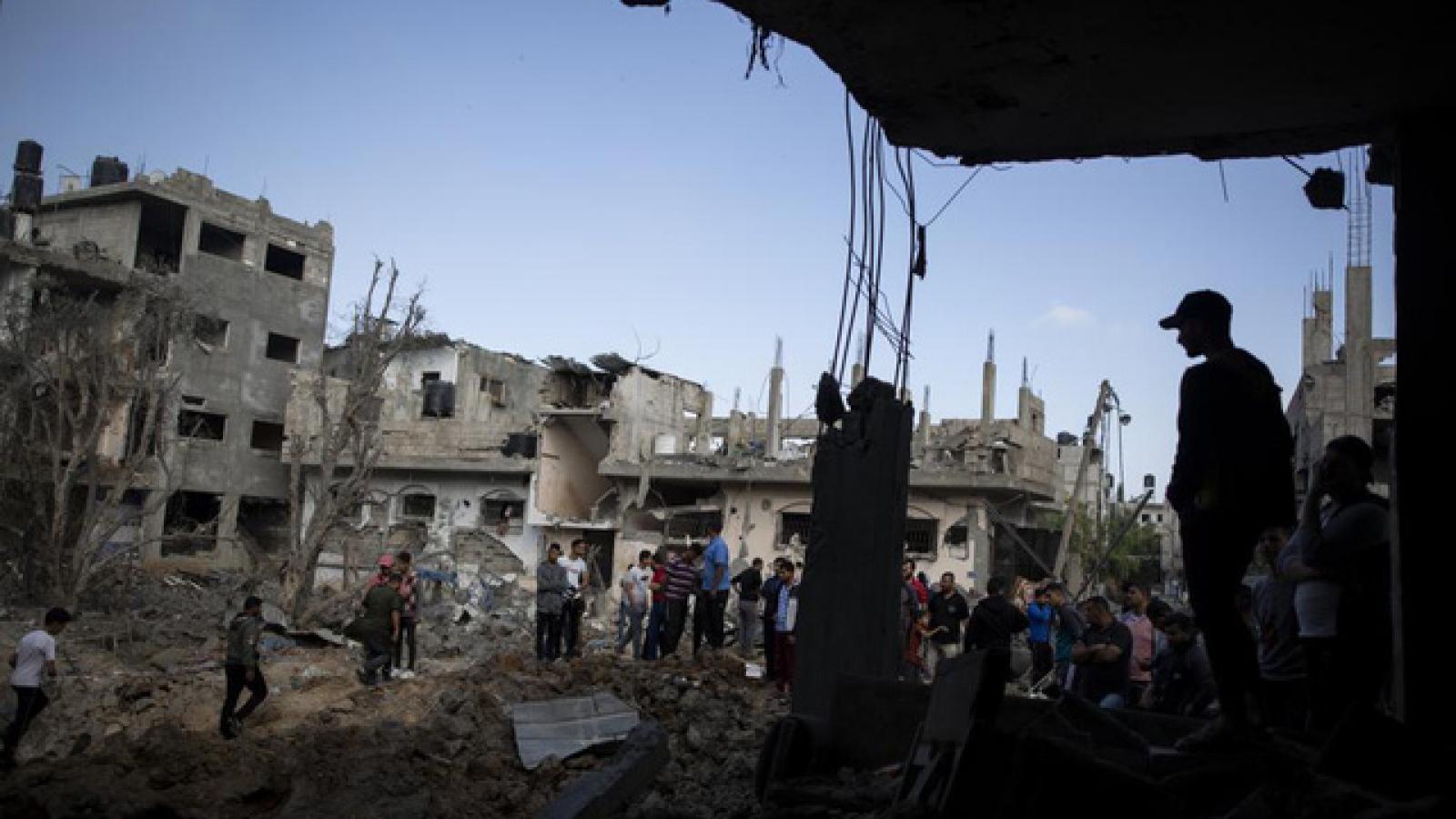 Đại hội đồng Liên Hợp Quốc họp bàn về xung đột Israel – Palestine