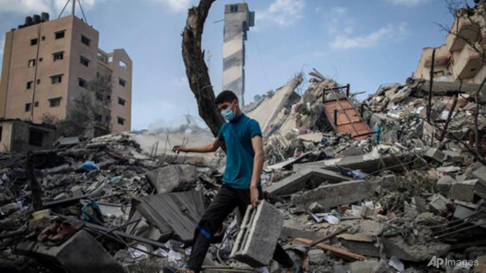 Giao tranh tiếp diễn, thương vong do xung đột Israel-Palestine tăng cao