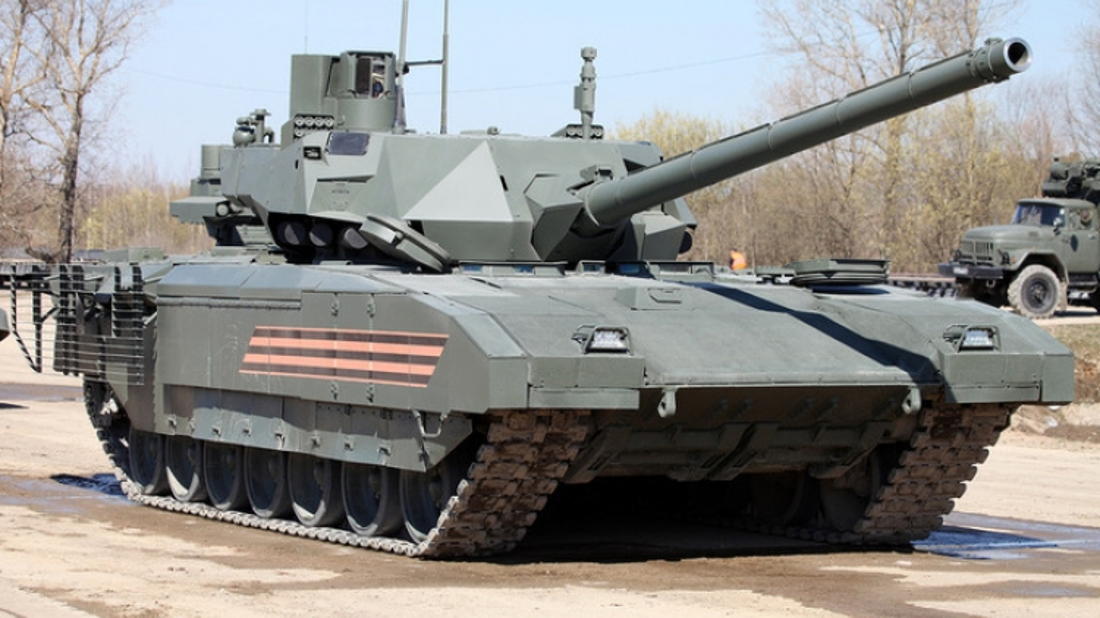 """Siêu tăng T-14 Armata của Nga sắp có """"kỳ phùng địch thủ"""""""