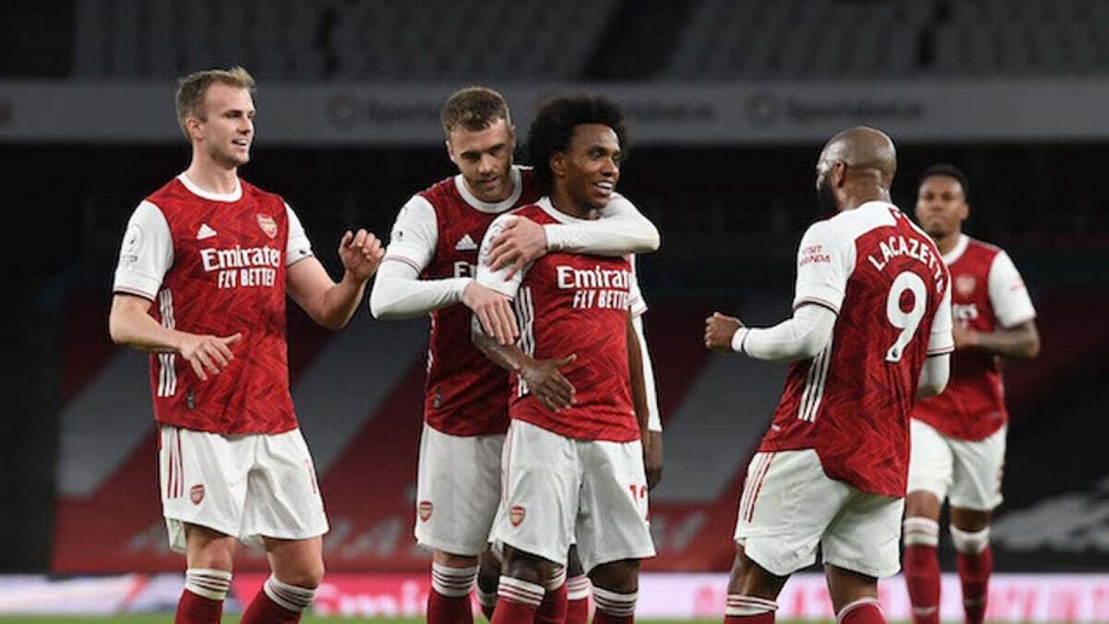 Thắng dễ West Brom, Arsenal tiếp tục hy vọng dự Cúp châu Âu