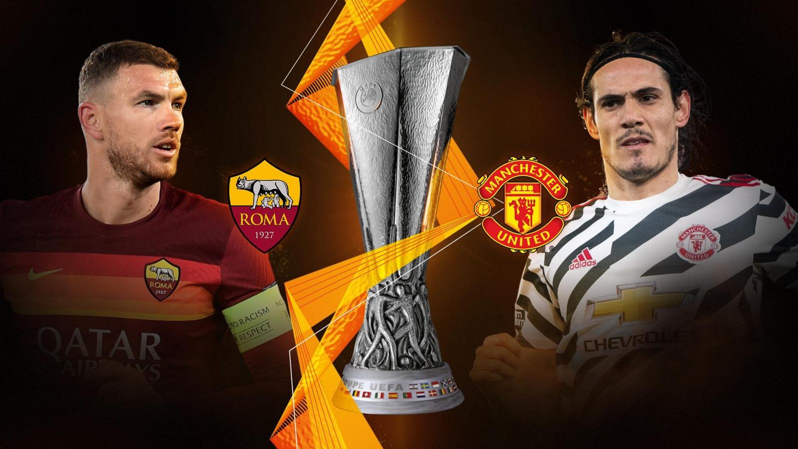 TRỰC TIẾP AS Roma - MU: Quỷ đỏ tiến vào chung kết Europa League?