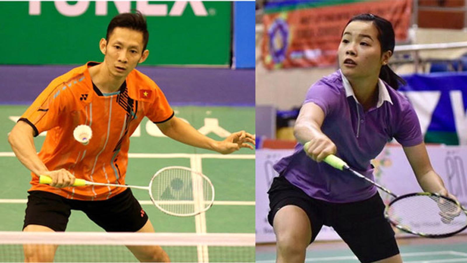Local badminton players secure Tokyo Olympics berth