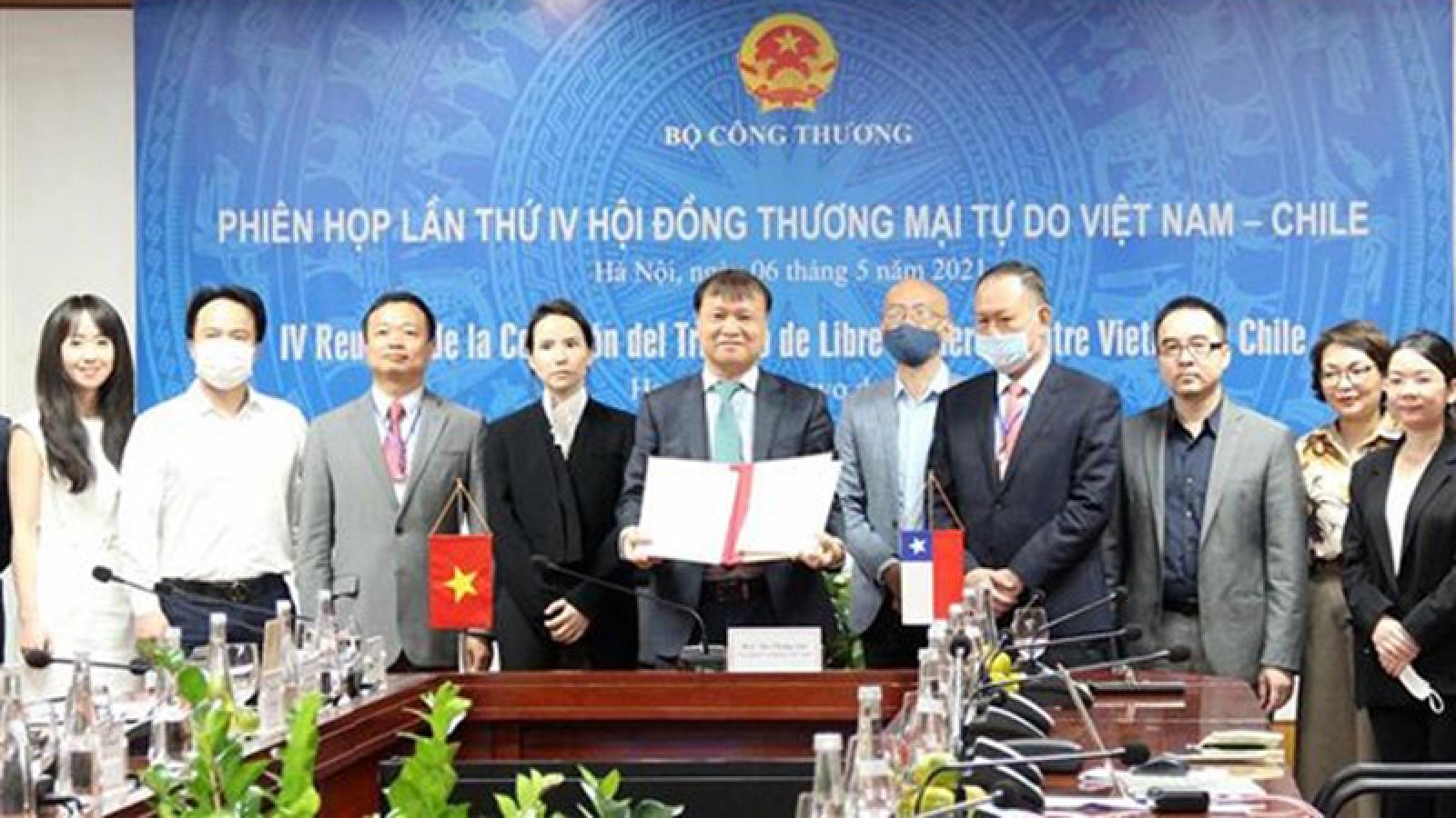 FTA providing impetus for Vietnam - Chile trade