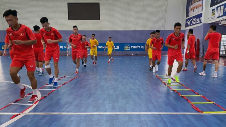 Vietnam to play friendly with Thai rivals ahead of Futsal World Cup finals