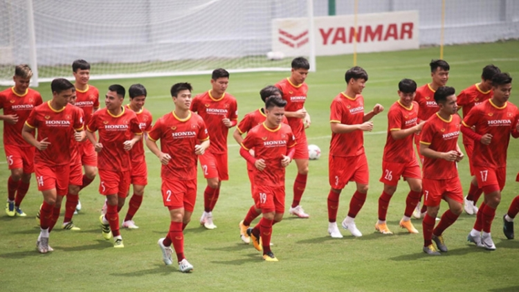 Vietnam national team to play friendly against Jordan on May 31