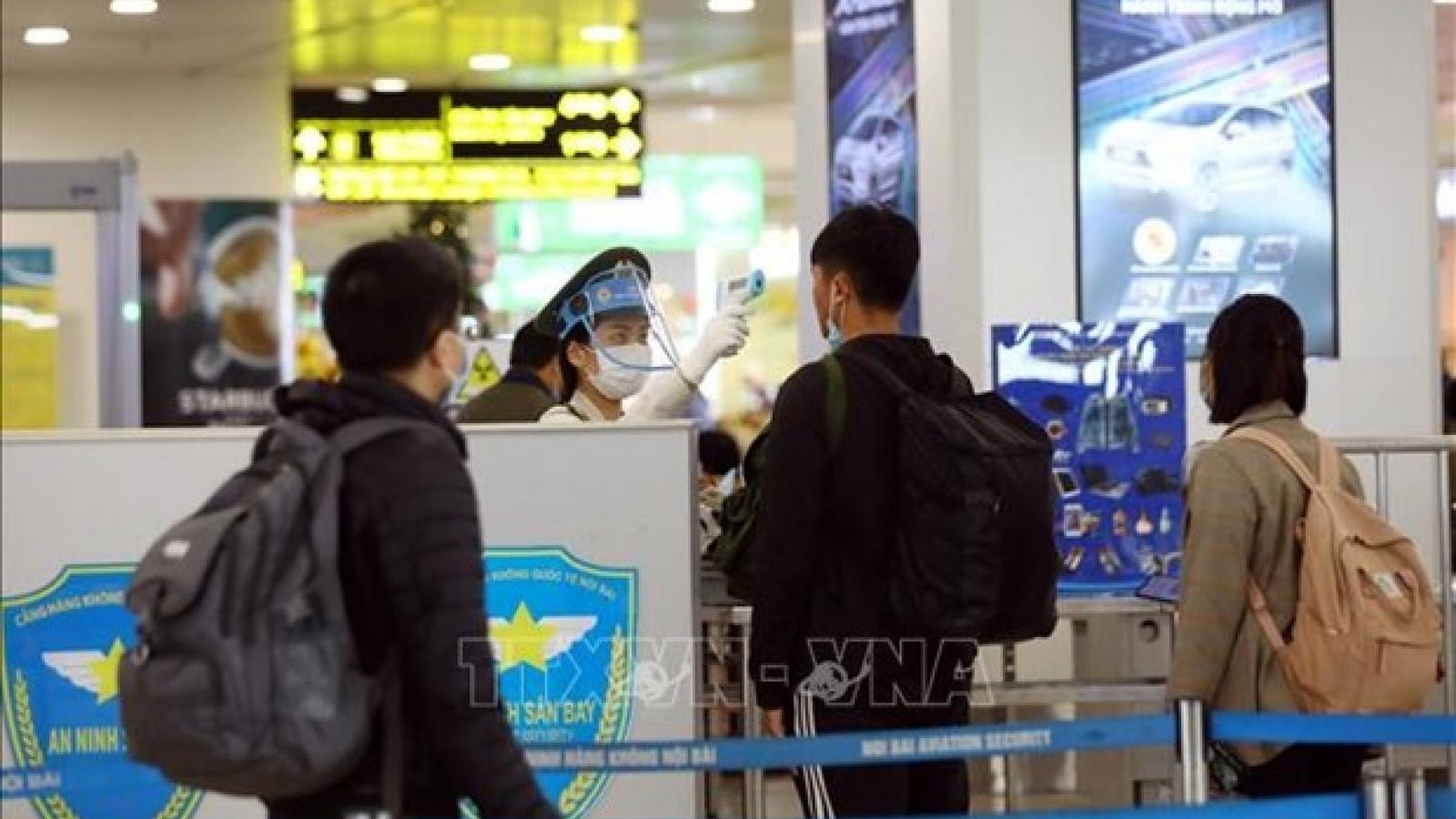 Aviation sector steps up pandemic prevention efforts