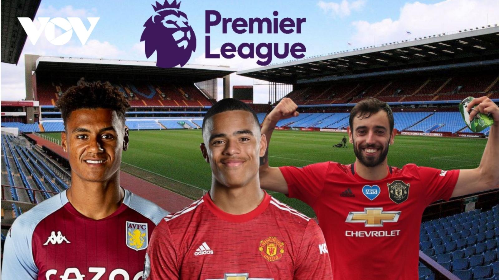 """TRỰC TIẾP Aston Villa - MU: Quỷ đỏ quyết """"phá bĩnh"""" đại tiệc của Man City"""