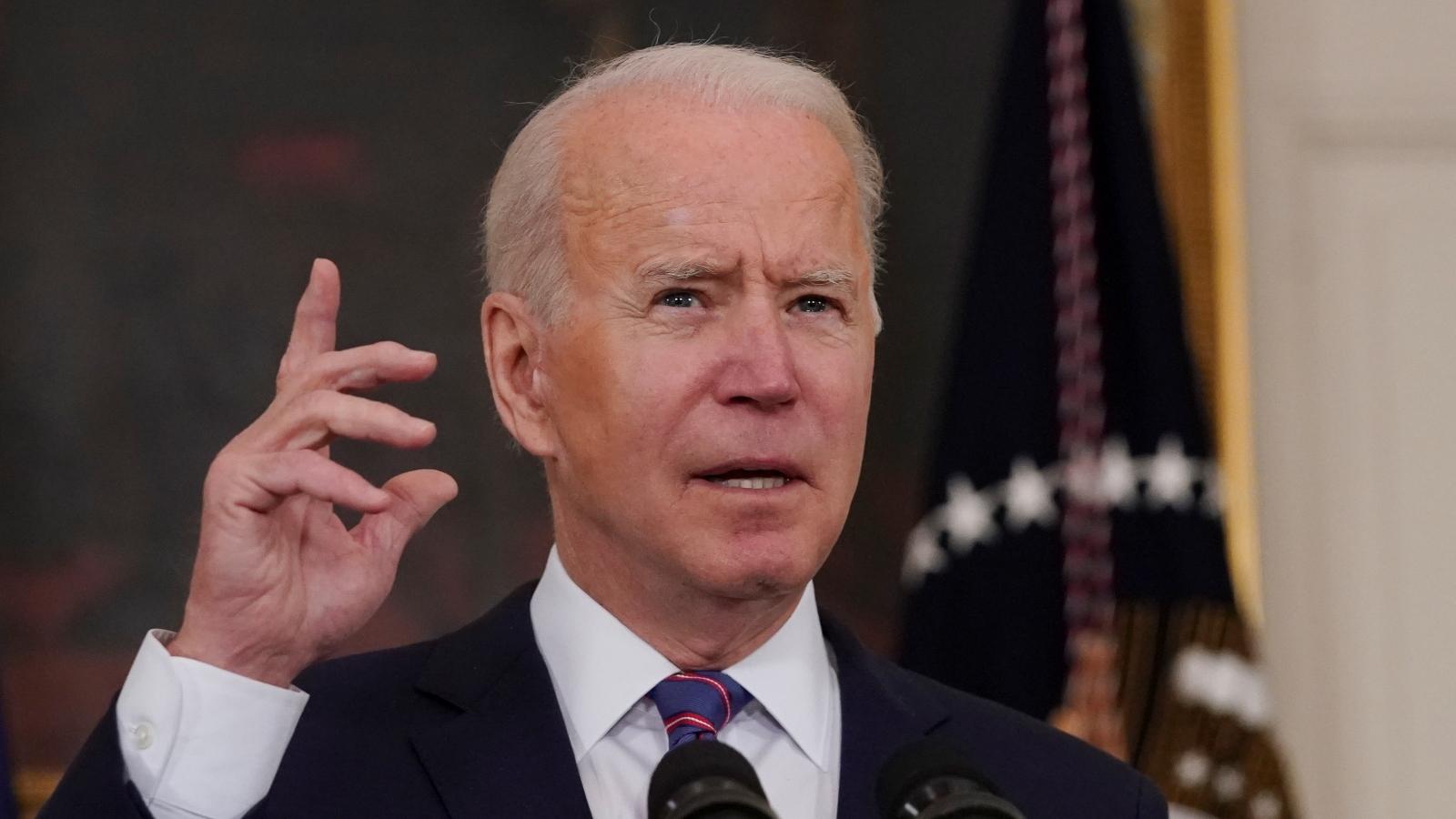 Tổng thống Biden: Mỹ phải bảo vệ các tuyến đường huyết mạch ở Bắc Cực và Biển Đông