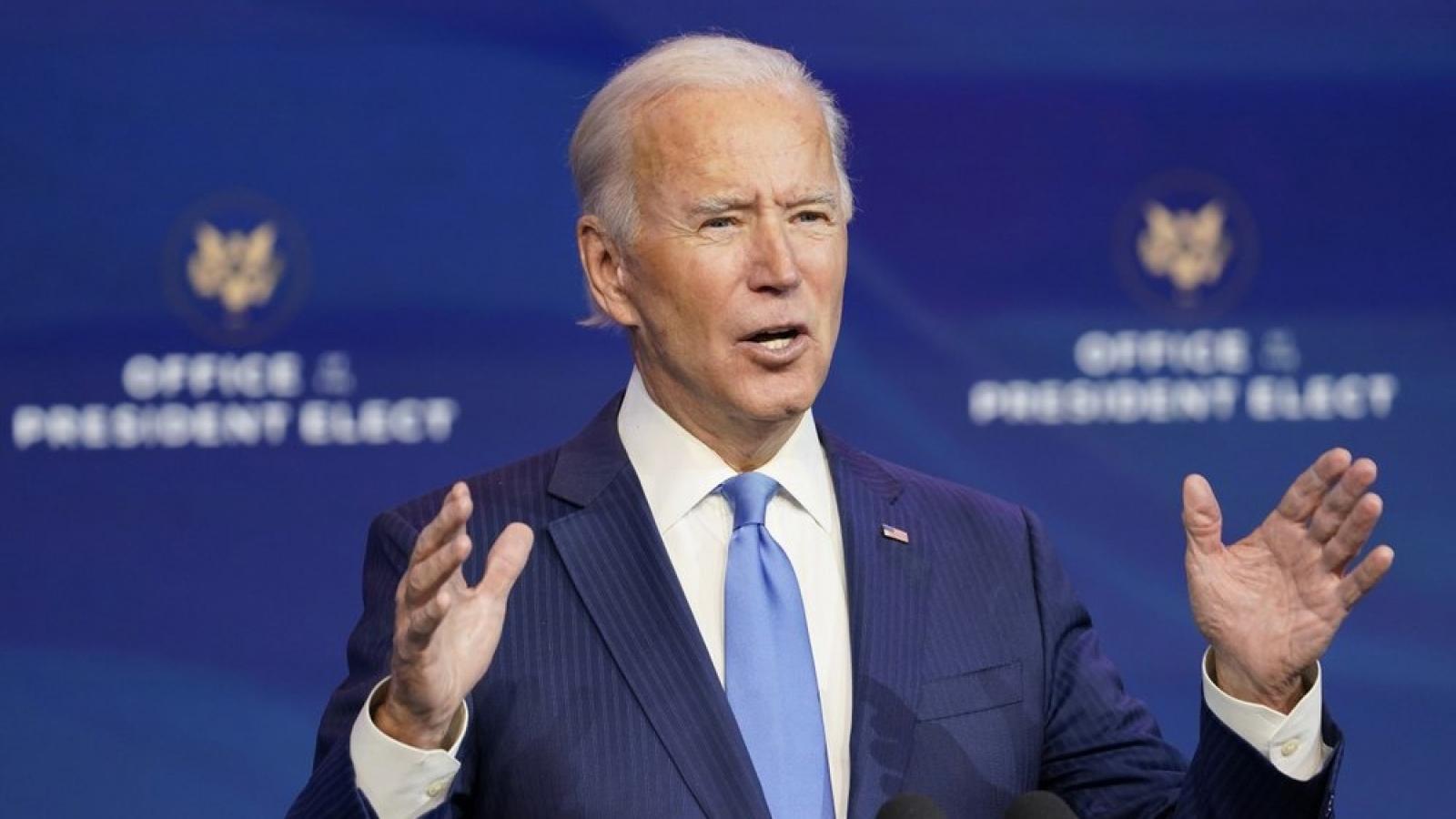 Tổng thống Mỹ Biden ký ban hành Đạo luật chống thù ghét người gốc Á