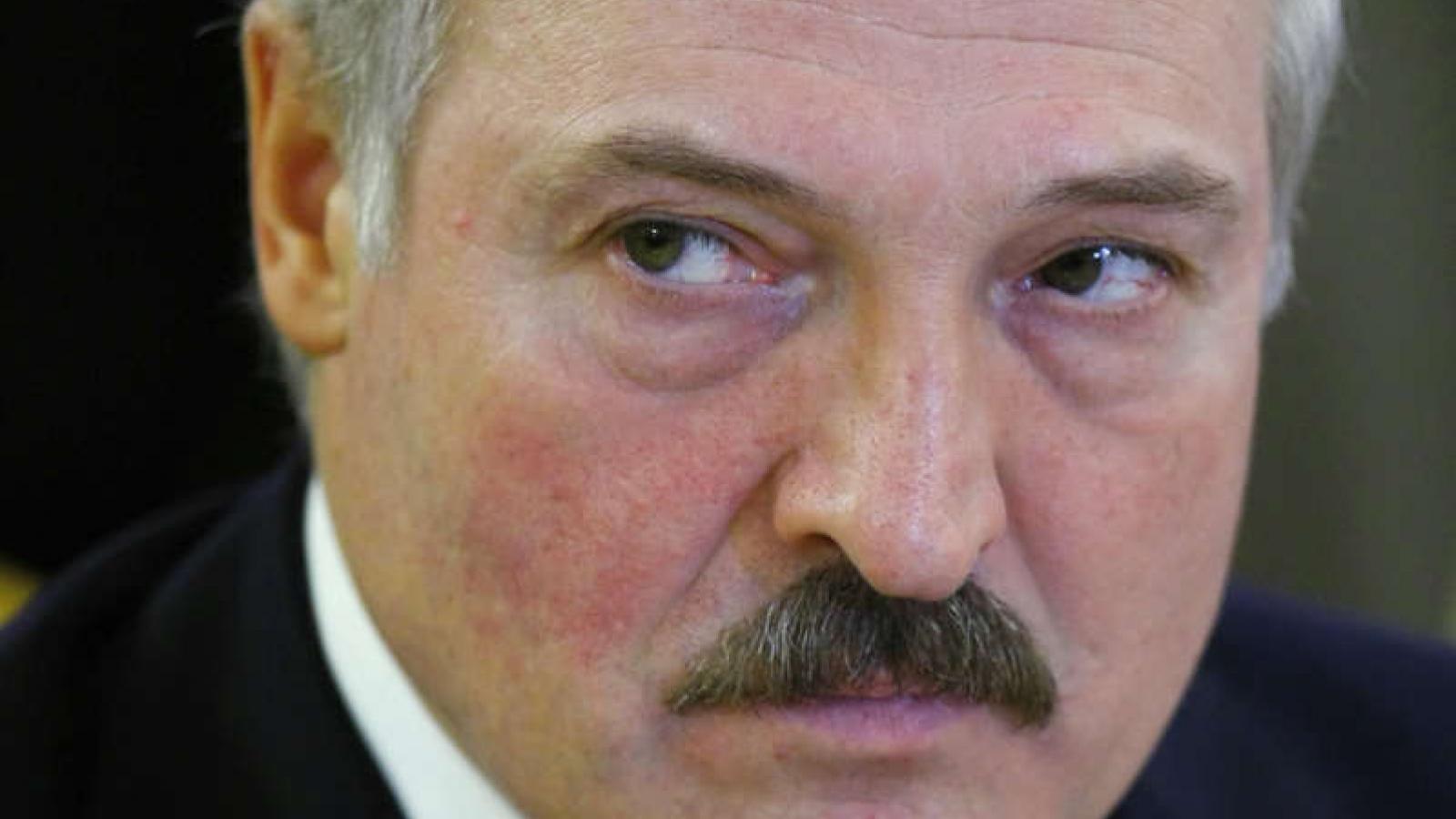 Tổng thống Belarus lên tiếng về vụ máy bay Ryanair