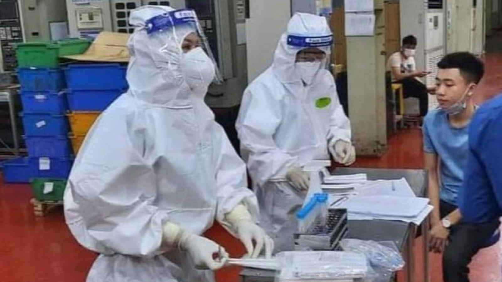 Chủ tịch Bắc Giang đề nghị công an điều tra vụ Covid-19 lan nhanh từ KCN