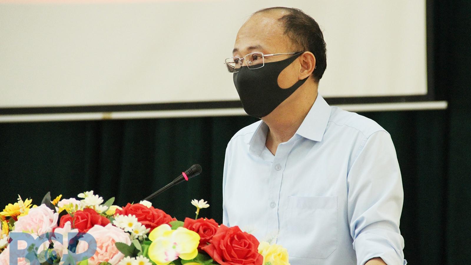 Tâm dịch Covid-19, Bắc Giang lên phương án tổ chức 2 đợt thi tốt nghiệp THPT