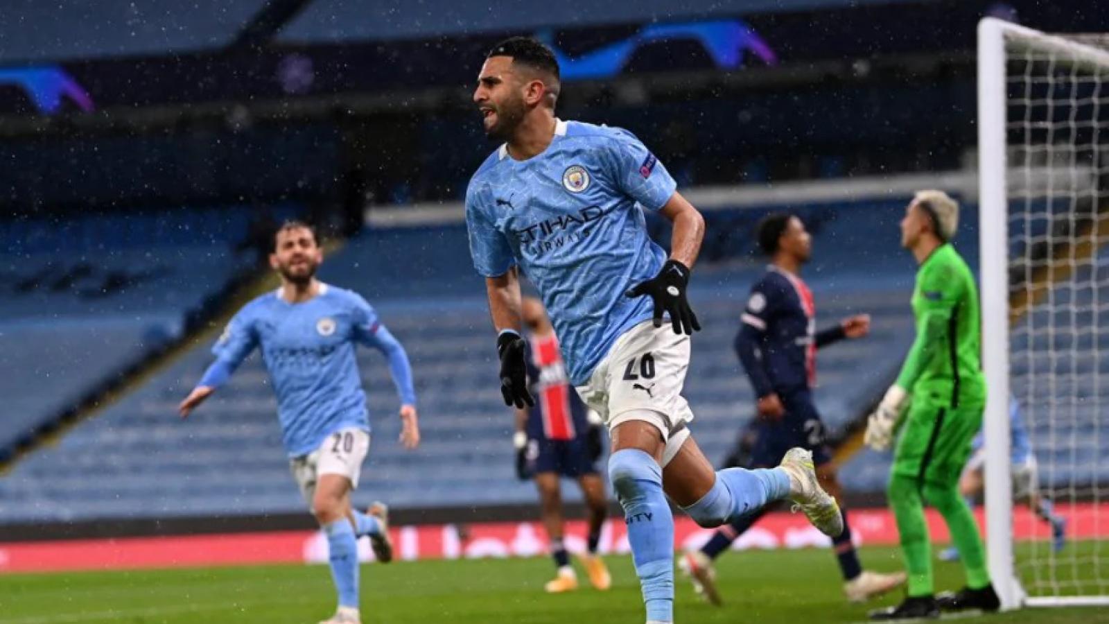 Toàn cảnh: Ngôi sao châu Phi tỏa sáng đưa Man City lần đầu vào chung kết Champions League