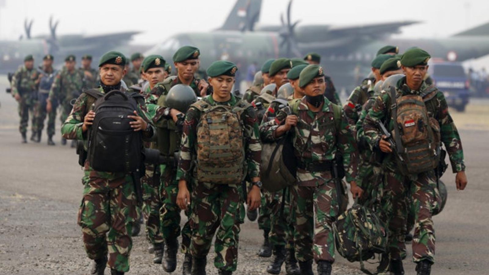 Dịch Covid-19 ảnh hưởng đến chi tiêu quốc phòng của các nước Đông Nam Á