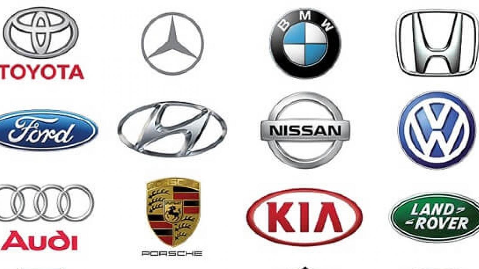 Thương hiệu nào bán được nhiều xe nhất Việt Nam?