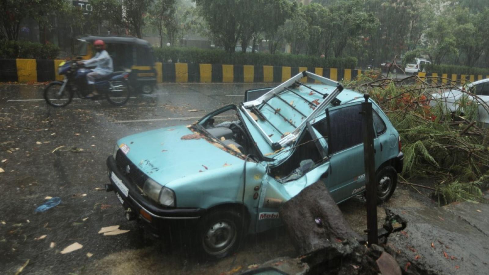 Bão Tauktae vừa tan, Ấn Độ chuẩn bị đón cơn bão mới
