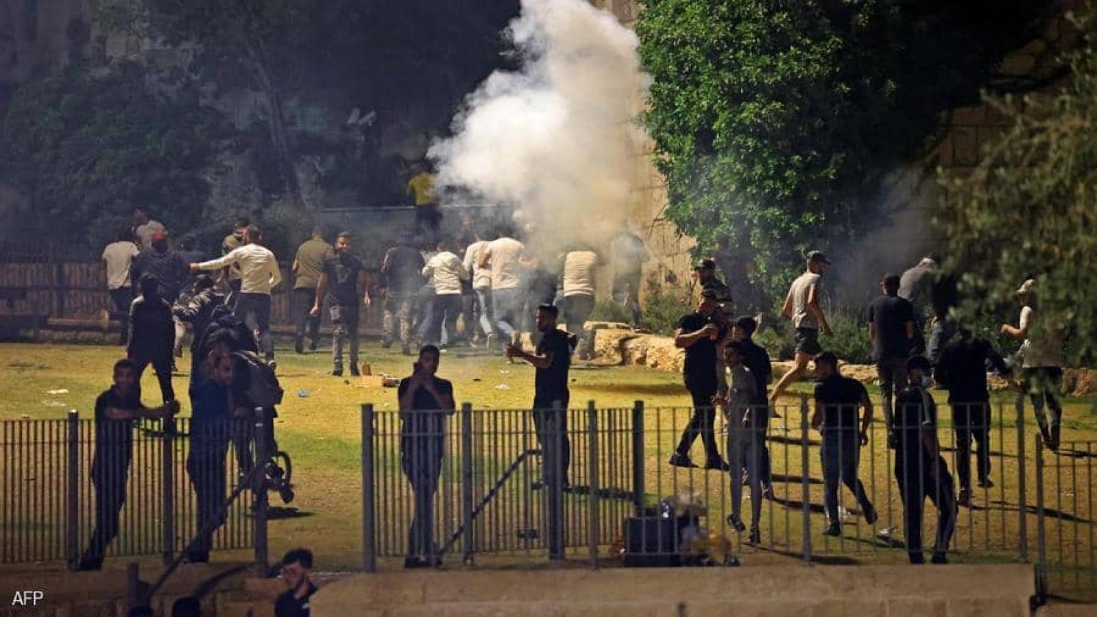 Cộng đồng quốc tế lo ngại tình trạng bạo lực gia tăng tại Jerusalem