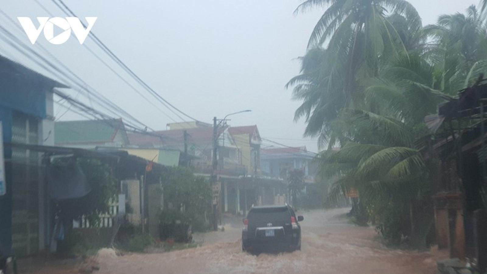 Sẽ có 5-6 cơn bão ảnh hưởng trực tiếp đến đất liền Việt Nam trong năm 2021