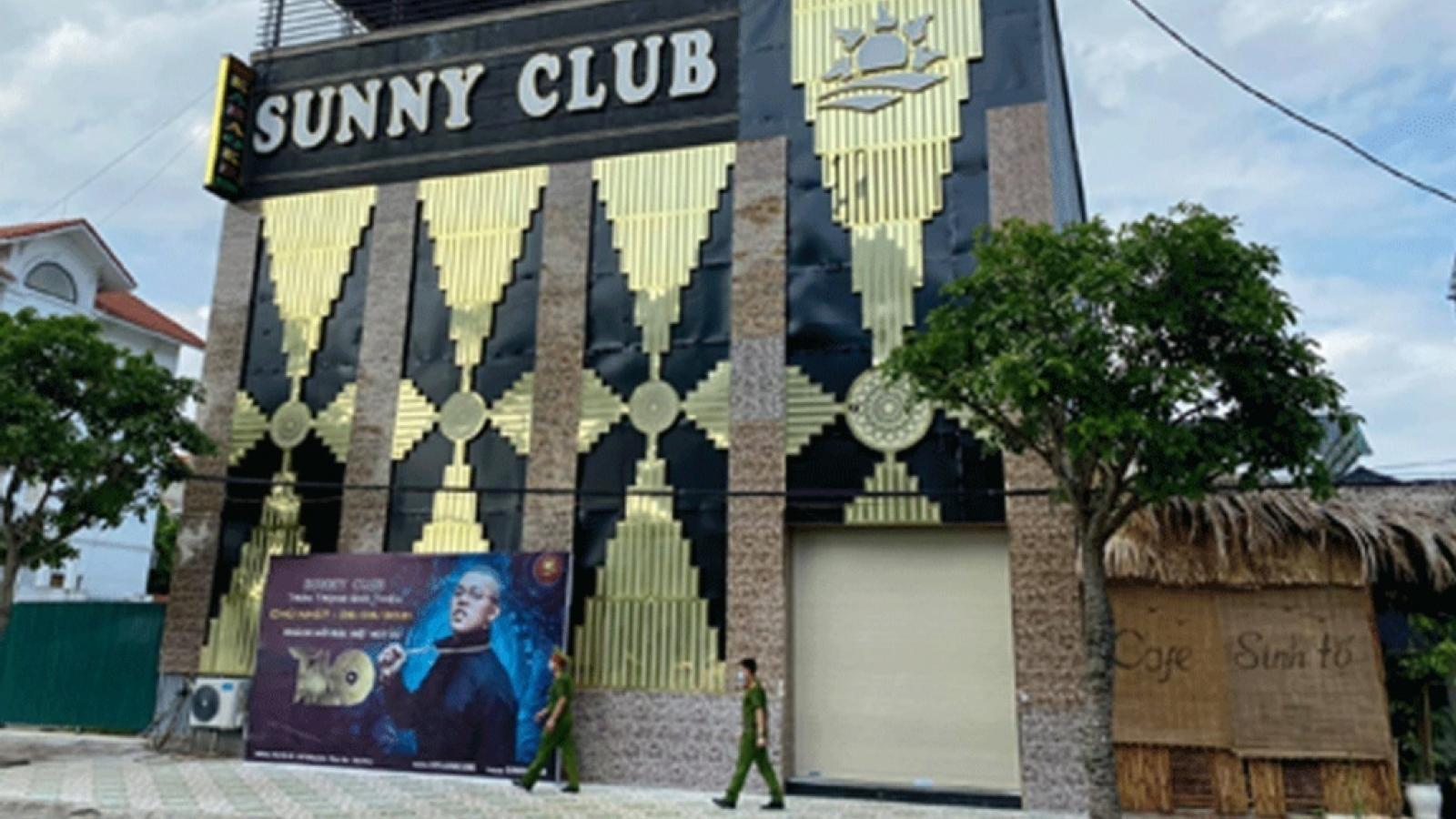 """Công an Vĩnh Phúc điều tra clip """"nóng"""" được cho ở quán karaoke Sunny"""