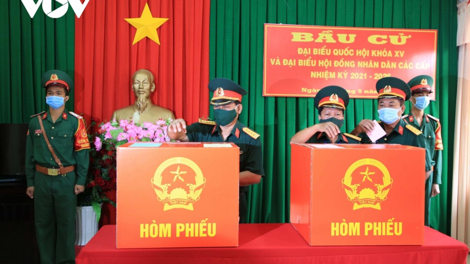 Báo chí quốc tế quan tâm theo dõi cuộc bầu cử Quốc hội và HĐND các cấp của Việt Nam