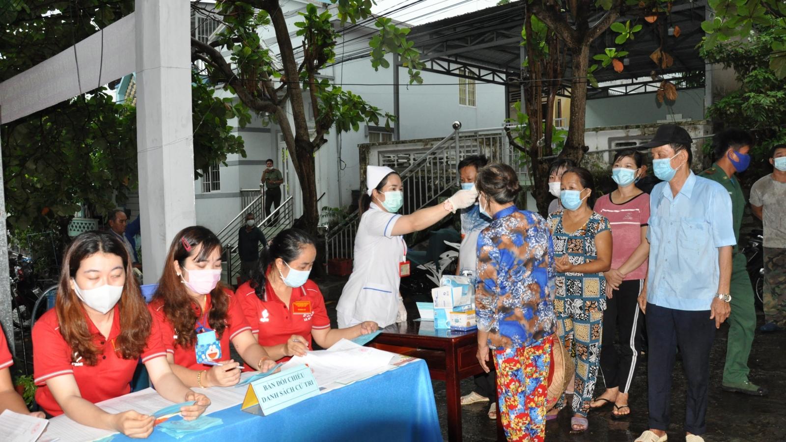 Kiên Giang tổ chức bầu cử thêm vào ngày 6/6 do không bầu đủ đại biểu HĐND