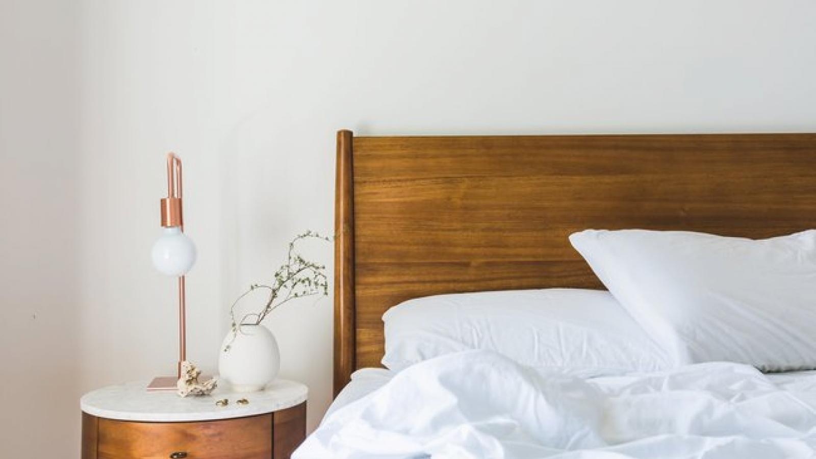 Làm thế nào để phòng ngủ nhỏ mà vẫn đẹp?