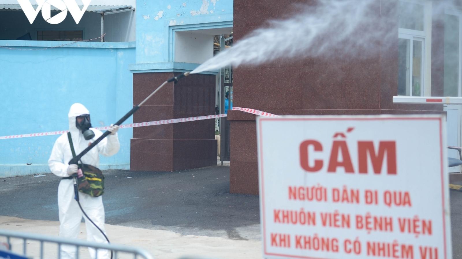 PGS.TS Lương Ngọc Khuê: Dịch diễn biến phức tạp, tăng cường bảo đảm an toàn cho bệnh viện