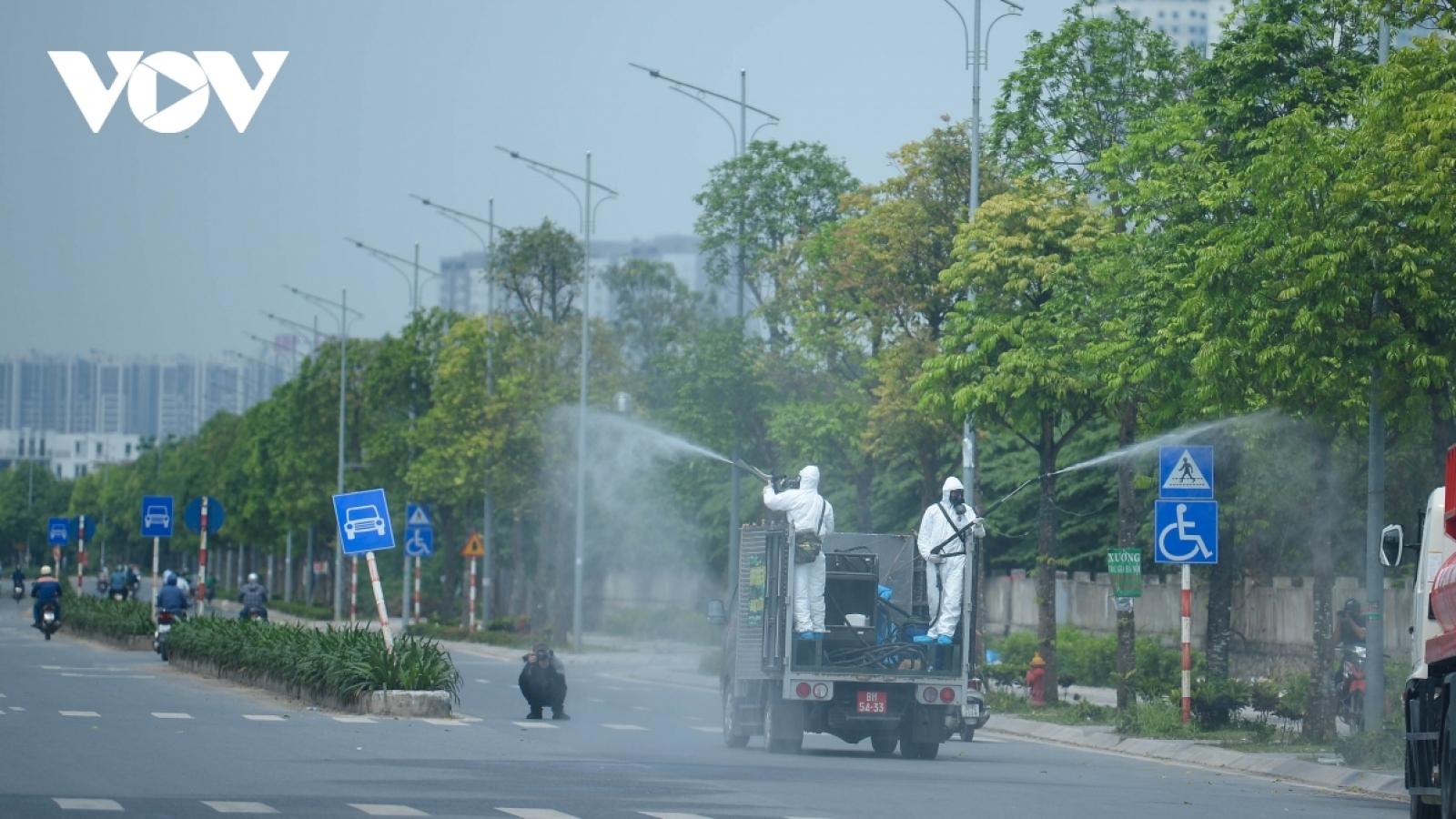 Hà Nội rà soát người đến Bệnh viện K, cơ sở Tân Triều từ 16/4-7/5.