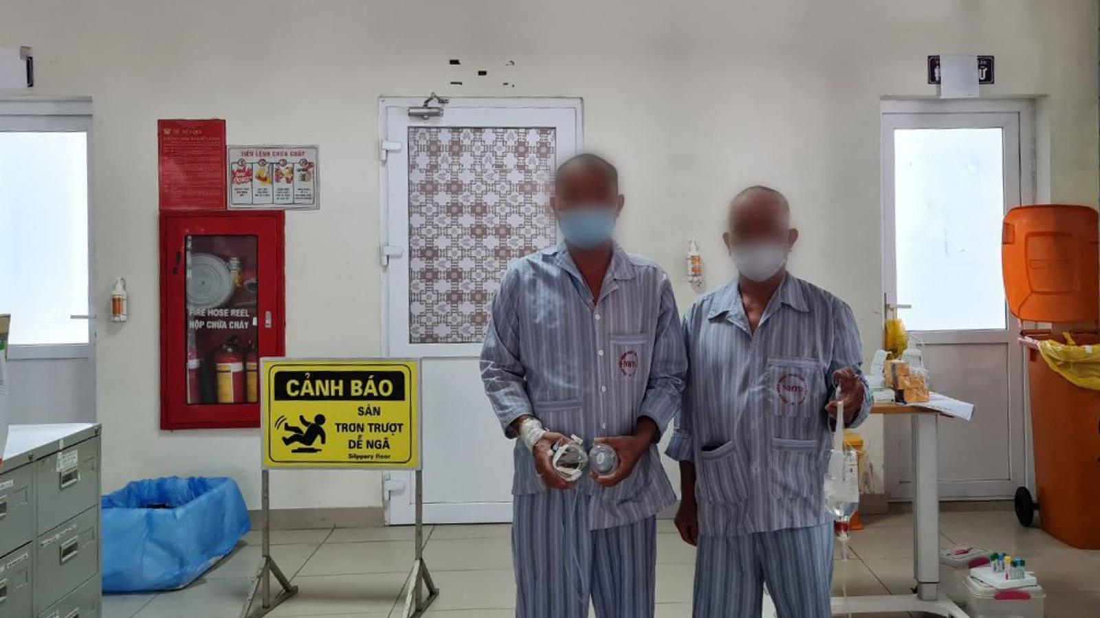 5 bệnh nhân COVID-19 phải thở máy đã thoát khỏi tử thần