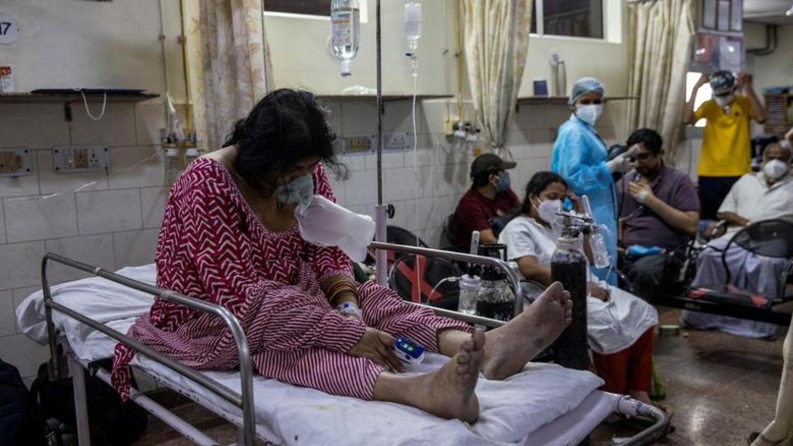 Ấn Độ huy động bác sỹ, y tá thực tập tham gia chống dịch Covid-19