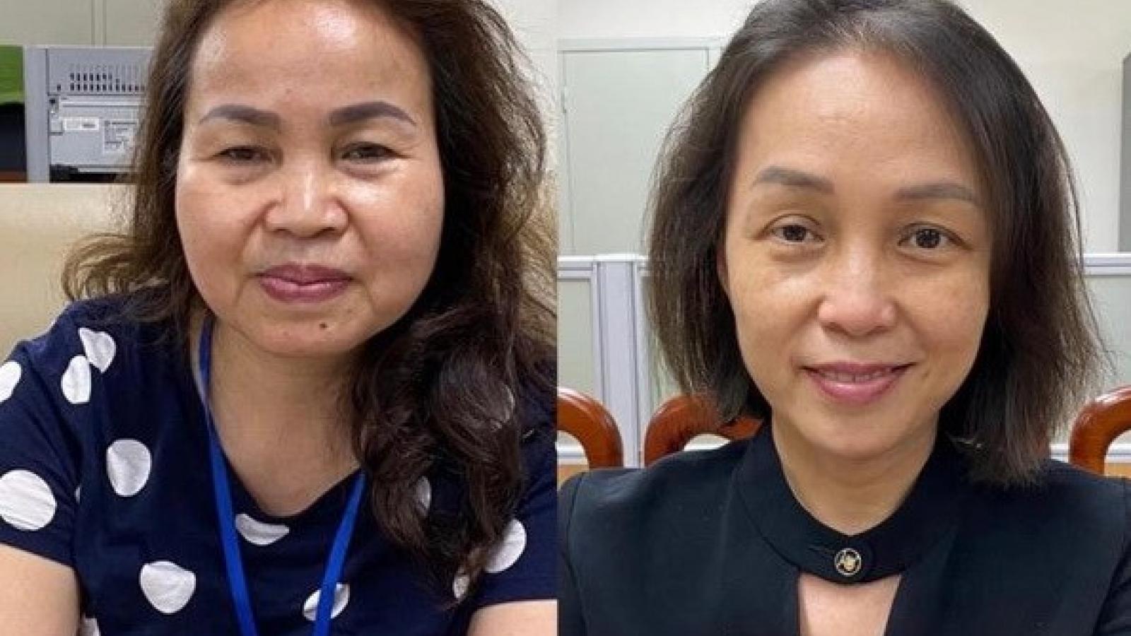 Đình chỉ sinh hoạt Đảng với 2 đối tượng trong vụ án tại BV Tim Hà Nội