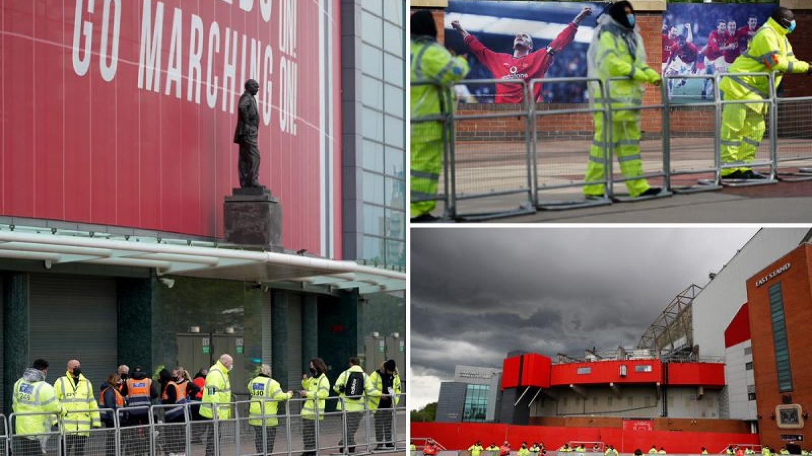 MU lên kế hoạch đặc biệt ngăn CĐV làm loạn trước trận đấu với Liverpool